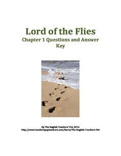 Lord of the Flies Character Analysis: Piggy Essay
